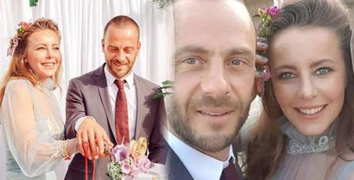 Ünlü oyuncu Vildan Atasever nişanlandı tanışma hikayeleri şahane!