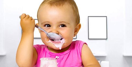 Bebekler için pratik yoğurt nasıl yapılır?