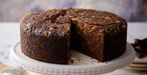 Kalbi koruyan hurmalı kek tarifi!