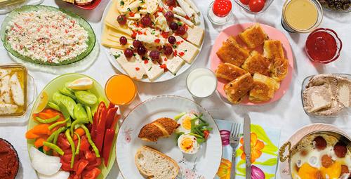 Kahvaltı'da yöresel lezzet: Haçapuri