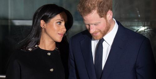 Kraliçe Elizabeth'ten Megan ve Harry çiftine destek!