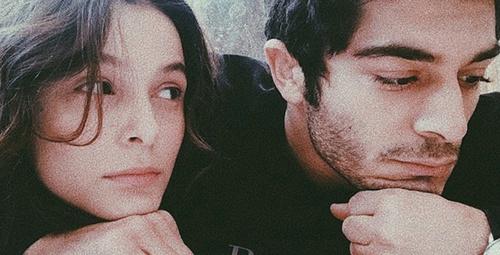 Büşra Develi yeni sevgilisi Cem Aktay'la ortaya çıktı el ele göz göze!