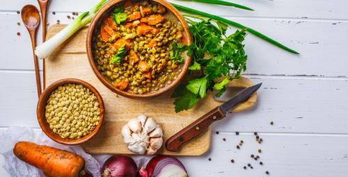 Leziz mi leziz: Yeşil mercimek çorbası