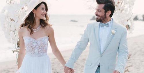 Boşanacakları iddia edilen Beren ve Kenan çiftinden mutluluk pozu!