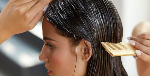 Zeytinyağını saçınıza sürün sonuç inanılmaz!