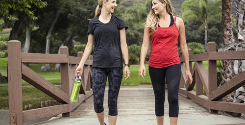3 adımda yürüyüş yaparak kilo verebilirsiniz!