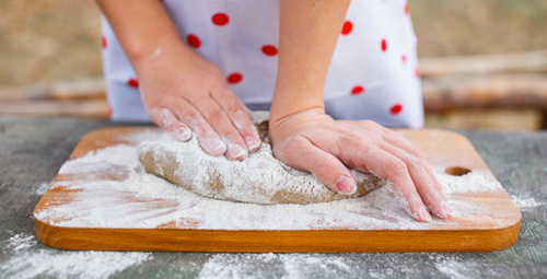 Sahur için pratik bir hamur işi tarifi