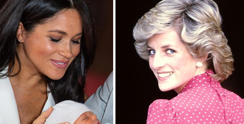 Oğlunun yeni fotoğrafını paylaştı Prenses Diana detayına dikkat!