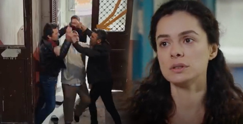 Kadın 62. bölüm fragmanında Arif ve Sarp birbirine giriyor!