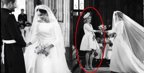 Düğündeki gizemli kadın kim işte hiç görülmemiş fotoğraflar!
