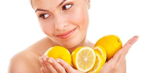 Yüzünüze şekerli limon sürerseniz...
