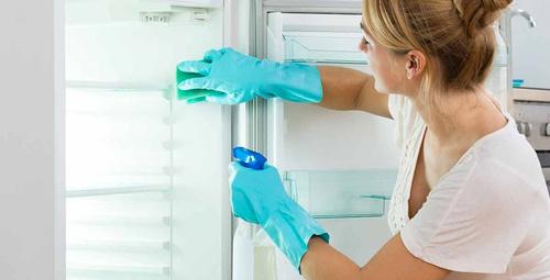 Buzdolabının içini düzenleyen pratik yol!