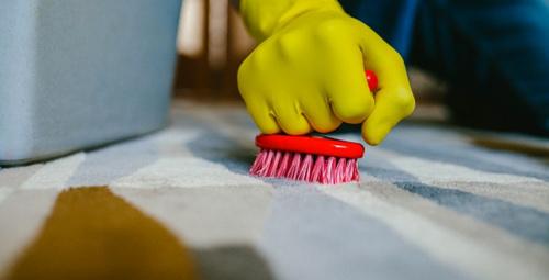 Halı tüyleri nasıl temizlenir?