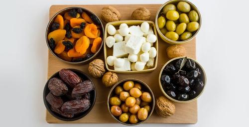 Oruç tutanlar için Ramazanda dikkat edilmesi gereken besinler!