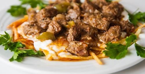 Yedikçe yiyesiniz gelecek: Çentik kebabı