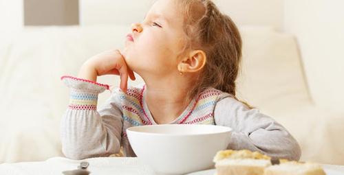 Çocuğunuz bir türlü yemek yemiyorsa...