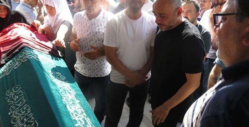 Ünlü rapçi Ceza'dan babasına son görev! Gözyaşları sel oldu!