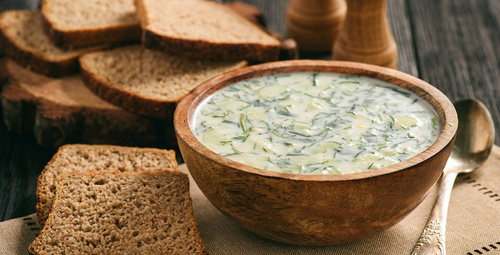 Sıcaklarda iyi gider: Soğuk çorba tarifi
