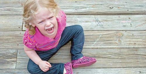 Çocuğunuz istediğini ağlayarak yaptırmaya çalışıyorsa...