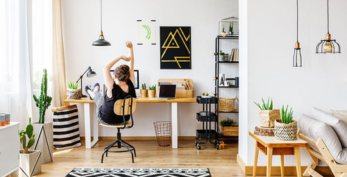 Home ofis çalışanlar için motivasyon arttırıcı tüyolar!