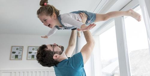 Babaların çocuk gelişimi üzerine 6 önemli etkisi