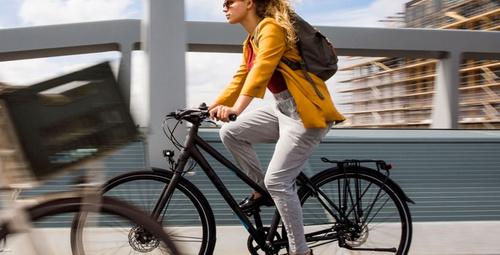 İşe her sabah bisikletle giderseniz...