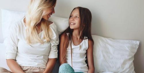 Kızı ilk kez regl olacak  anneler için 5 önemli bilgi!