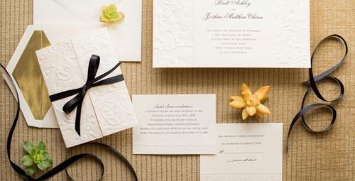 Düğün davetiyesi seçerken bu hataya düşmeyin!