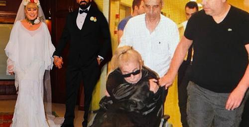Zerrin Özer'den kötü haber! Hastaneye kaldırıldı, durumu kötü!
