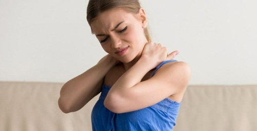 Boyundan kola vuran ağrınız varsa...
