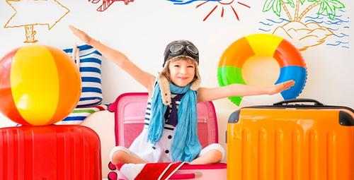 Çocukların yaz tatilini verimli geçirmesi için...