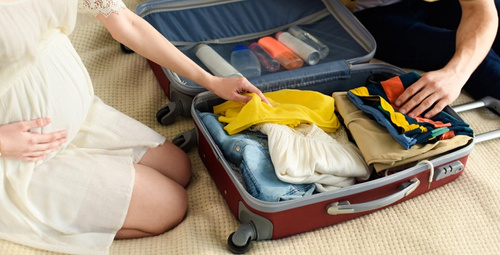 Doğum çantasında anne ve bebek için ne olmalı?