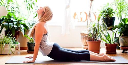 Yoga çağın popüler olan bu hastalığı yeniyor!