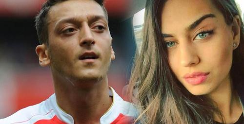 Çiçeği burnunda damat Mesut Özil darbuka şovu ile coşturdu!