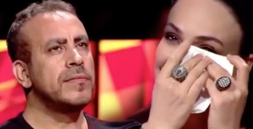Haluk Levent canlı yayında Buket Aydın'ı ağlattı!