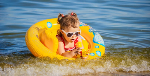 Çocuklara yüzme öğretirken bunlara dikkat!