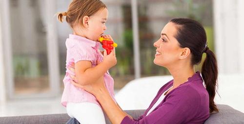 Çocukla doğru iletişim kurmak için birde bunu deneyin!