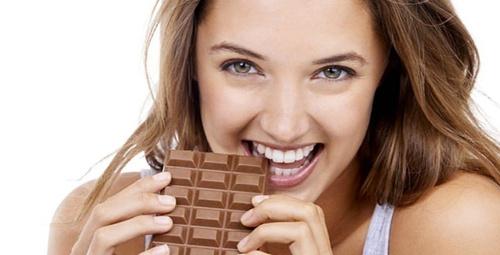 Çikolata yiyerek 7 günde 7 kilo verebileceğinizi biliyor muydunuz?