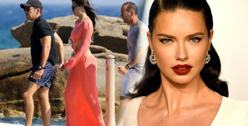 Adriana Lima Metin Hara'dan sonra yeni Türk sevgilisi bakın kim çıktı!