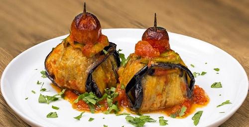 Et severler buraya: Etli patlıcan bohçası tarifi