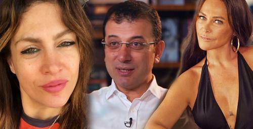 Avşar'ı destekleyen Tuğba'dan olay Ekrem İmamoğlu paylaşımı!