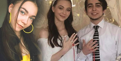 19 yaşında nişanlanan genç oyunculardan skandal ayrılık açıklaması!