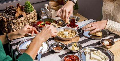 Kahvaltının yeni vazgeçilmezi: Patatesli bazlama tarifi