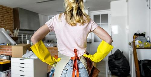 Kiralık eve taşınanlar için ev temizliğinde 7 kolay yöntem!