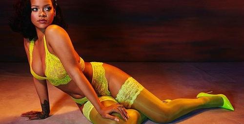Rihannaya o kadar çok benziyor ki neredeyse çocuğu zannettiler!