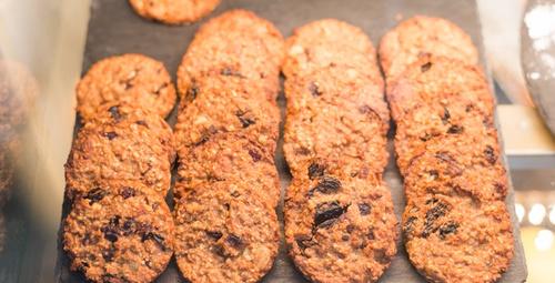 Ağızda dağılan üzümlü kurabiye tarifine mest olacaksınız!