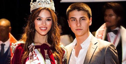 Best Model Of Turkey birincisi tesettüre girdi ilk fotoğrafı paylaştı!