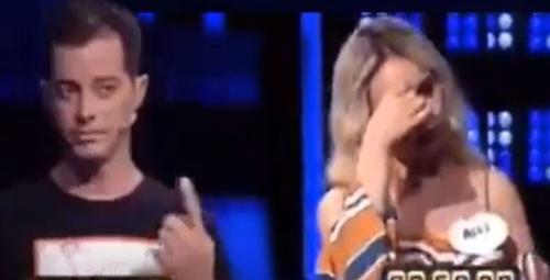 Yarışmacının soruyu bilemediği anlar sosyal medyayı salladı!