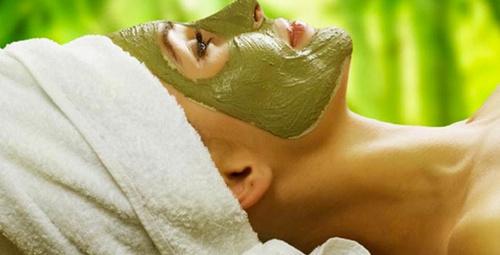 İşte cildi pürüzsüzleştiren yosun maskesi!