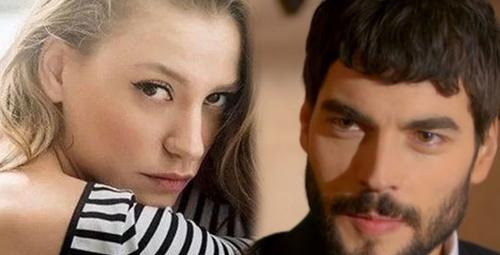 Serenay Sarıkaya ile Akın Akınözü'nün görüntüleri şaşırttı...